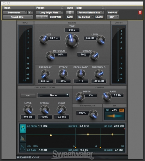 Avid Reverb One v12.0.86552 WIN x64-AudioUTOPiA